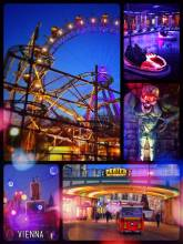 Wurstelprater - much more than just a ferrys wheel