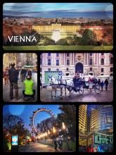 Vienna - still a glamorous and prestigious capital