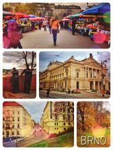 Brno - former capital of Moravia