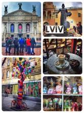 Lviv - one night in wonderland