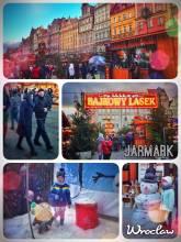 Jarmark Bozonarodzeniowy - most beautiful christmas market of Poland