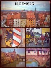 Nuremberg - lots of sausages, churches and bridges
