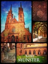 Basler Münster - my cities landmark is kept in a very good shape
