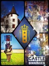 Binninger Schloss - haute cuisine in a historic castle