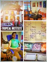 Tropical Institute - getting ready for extensive international travel