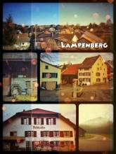 Lampenberg - idyllic township with an open heart