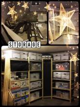 Storage - storing my last private property in a hidden location