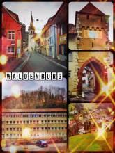 Waldenburg - Crossing the Jura mountain range