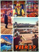 Pier 39 - I can imagine so many better things to do in San Francisco than visiting this touristic spot