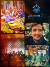 wisdom 2.0 - Day 1 - the best conference to meet mindful and conscious people and make deep connections