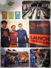 Launch Hackathon - building a great tool on my second hackathon, but not winning a price