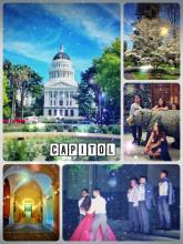"California State Capitol - politics somewhat between the ""House of Cards"" and ""Kindergarten Cop"""
