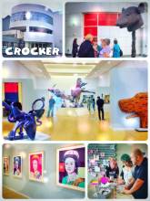 Crocker Art Museum - Andy Warhol and Ai Weiwei together with others in one single exhibition!