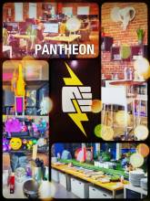 Pantheon - meeting my friends at a great web hosting company for a juicy lunch