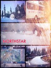 Northstar Ski Resort - snowboarding in the rain and getting soaked is not so much fun after all