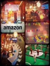 amazon - yet another amazing co-working space with free food and beverages in SOMA