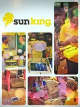 SunKing - following the energy officers of a global solar distributor on their daily adventure