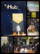 booking.com (at iHub) - meeting and learning from the maker of my favourite online travel platform
