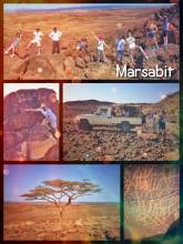 Marsabit Rock Art - tracing back the path of our ancestors in the northern desert of Kenya