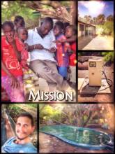 Catholic Mission - staying with African missionaries and learning about the local culture