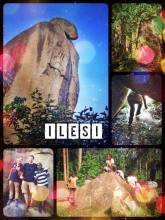 Crying Stone of Ilesi - when a large boulder balances on a tremendous rock and writes history over tribal wars