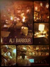 Ali Barbour Cave - having delicious sea food and chocolate mousse in a natural coral cave