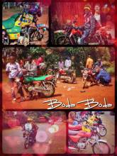 Boda Boda - fastest, but sometimes risky, transportation within the big cities and countryside