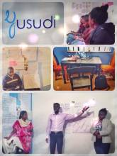 Yusudi - personal mentoring for young professionals, lead by two young and inspiring women