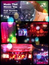 Jazz Festival - listening to the tunes of Jazz legend Hugh Masekela under the stars of Nairobi
