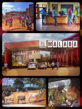 Malaba (Kenya - Uganda) - crossing the first, but not last border with a car on the African continent
