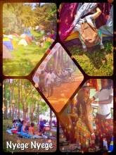 Nyege Nyege Festival (day) - spending 3 wonderful days in Jinja at the source of the Nile River with friends
