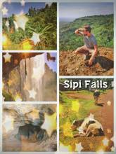 Sipi Falls - breathtaking views over the Ugandan plains and great hikes to Mount Elgon