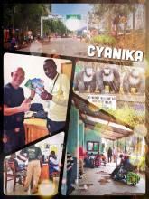 Cyanika (Uganda - Rwanda) - pretty friendly and fast border crossing from Uganda to Rwanda
