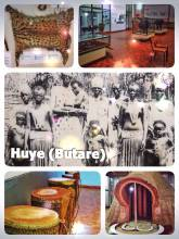 Huye (Butare) - about the history of Rwanda, African Bantu tribes and humans in general