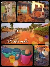 Kakonko - having a good night rest in the middle of nowhere in Northwestern Tanzania