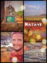 Katavi National Park - indoor camping next to a horde of chilling Hippos to avoid the roaming Lions