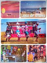 Lake of Stars (day) - celebrating three days of colourful and lively African culture at Lake Malawi
