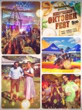Oktoberfest - pure madness, visiting my first Bavarian Oktoberfest - in Windhoek, Namibia!