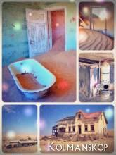 Kolmanskop - stumbling through an abandoned ghost town in the Sperrgebiet, Namib Desert
