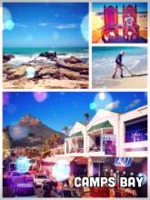 Camps Bay - spending a perfect afternoon at the golden beach on the other side of Table Mountain