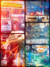ANG Service Centre - finally getting help for my Mitsubishi from the most friendly workshop in Cape Town