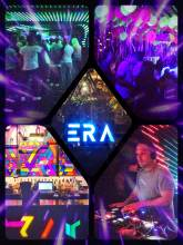 Stimming @ ERA Night Club - hitting the dance floor with German techno / electro in the heart of Cape Town