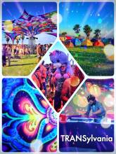 TRANSylvania - Redemption Island - dancing two days at my very first and colourful music festival in South Africa