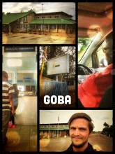 Goba (Swaziland > Mozambique) - crossing my last border on the African continent on my big overland road trip