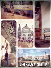 Maputo Railway Station CFM - diving into history at one of the 10 most beautiful railway stations in the world