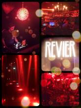 Revier Zurich - first daytime rave in Zurich after being back from nearly one year of travelling