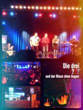 Die Drei Fragezeichen ??? - listening to a brand new audioplay with some live performance in Frankfurt