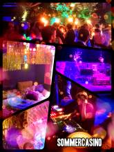 Wunderland im SommerCasino - the most fantastic and surreal party at a historic location in the city of Basel