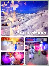 Plattenhorn - notoriously generous and well prepared ski slopes of the Arosa ski resort