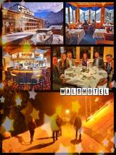Waldhotel Arosa - one of the most prestigious and best located hotels in the ski resort of Arosa